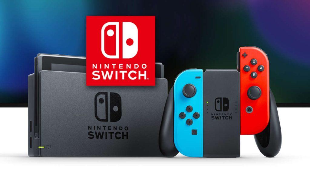 Contenu de la Nintendo Switch