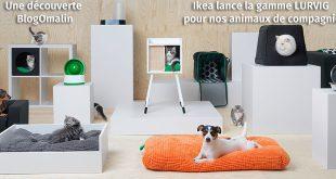 lurvig une gamme pour chien et chat ikea