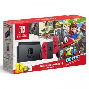 Pack Mario Odyssée Nintendo Switch