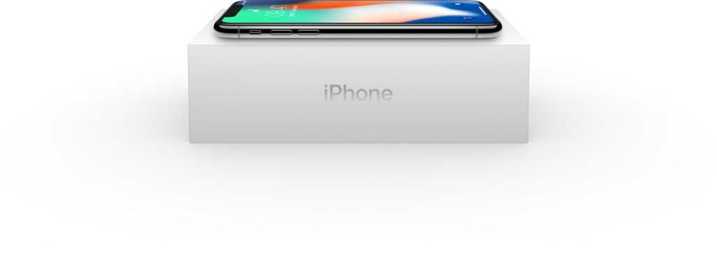 Le nouvel Iphone X est disponible
