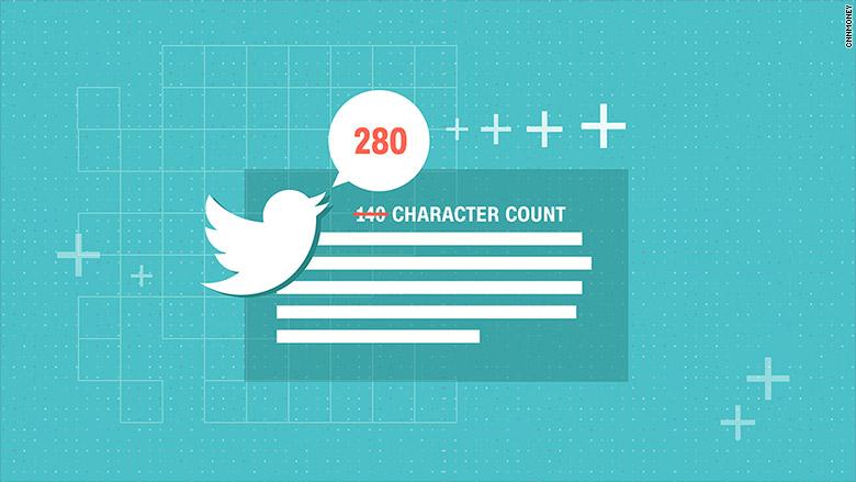twitter 280 caractères désormais disponible pour vos tweets