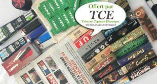 Offert par TCE Tubeuse cigarette electrique