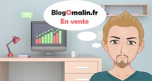 BlogOmalin est à vendre