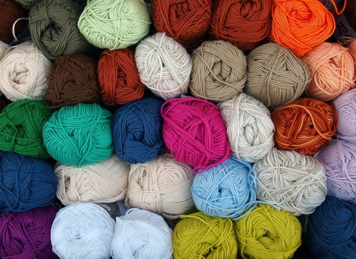 laine pour tricot