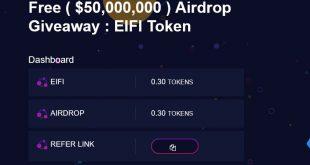airdrop EIFI