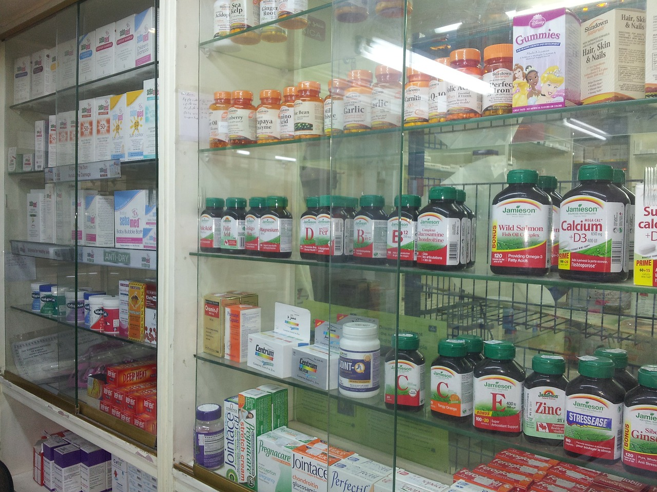 officine de pharmacie